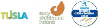 Tusla | Early Childhood Ireland | All Ireland Centre of Excellence Award